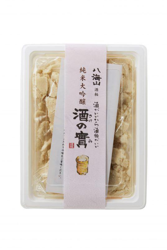 「八海山の酒の實 純米大吟醸」 賞味期限表記誤りに関するお詫びとお知らせ